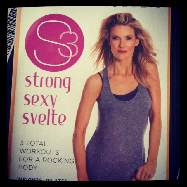 Svelte, Sexy, Strong