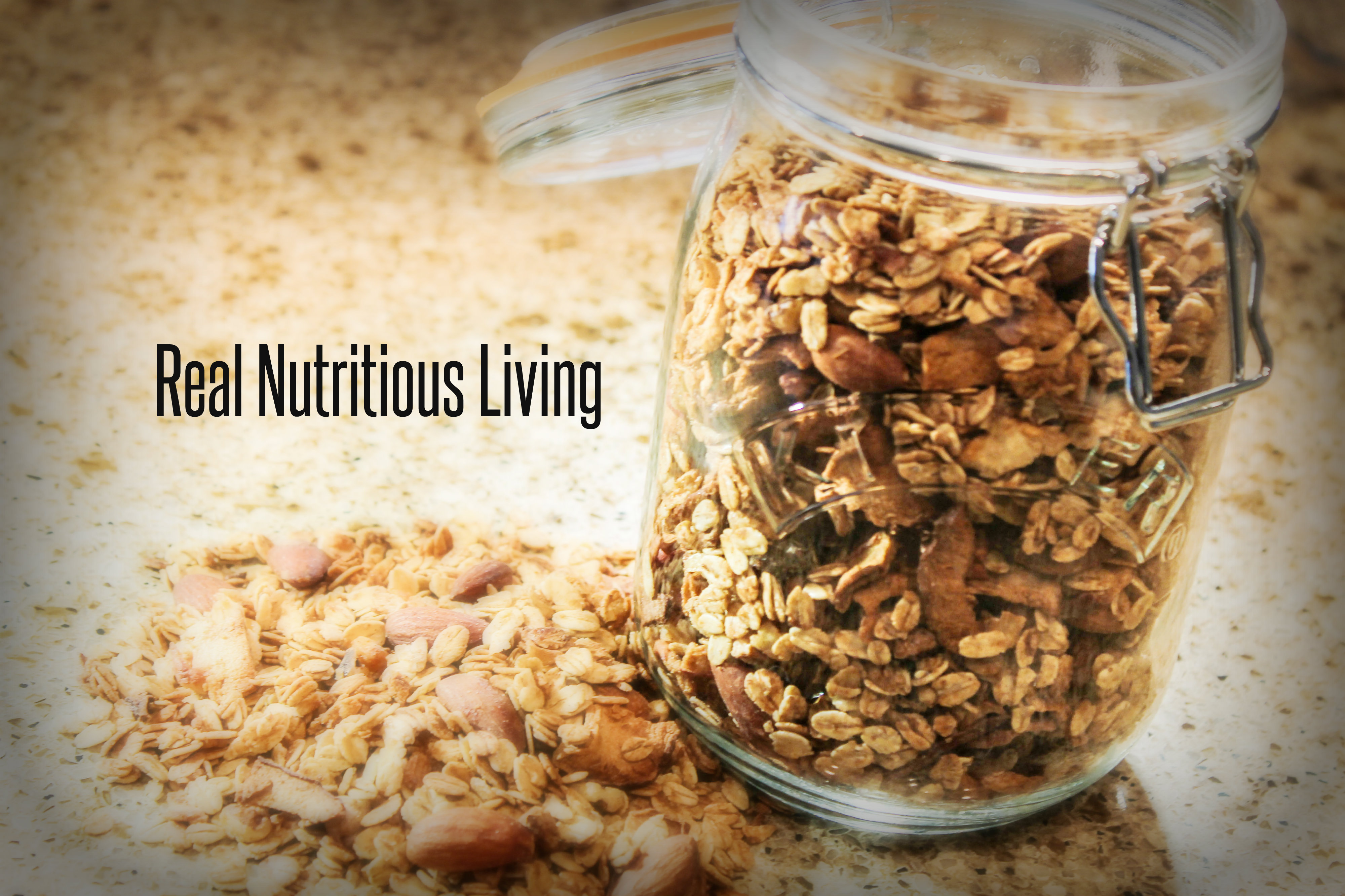 Easy Gluten Free Granola Recipe