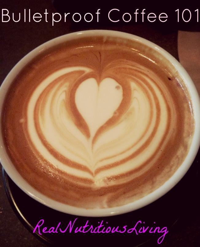 What is Bulletproof Coffee plus recipe