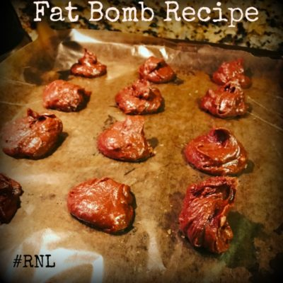 What are Fat Bombs and Why Should I Be Eating Them?