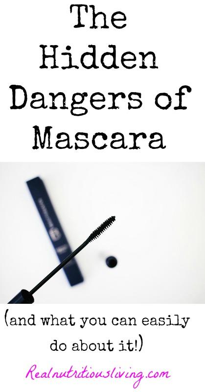dangers of mascara