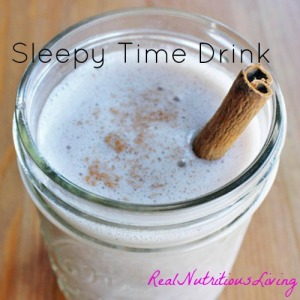sleepy time drink