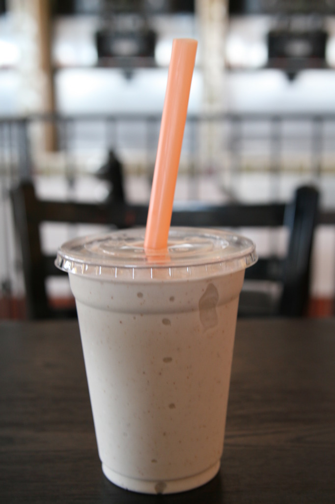 Naked Coconut Shake
