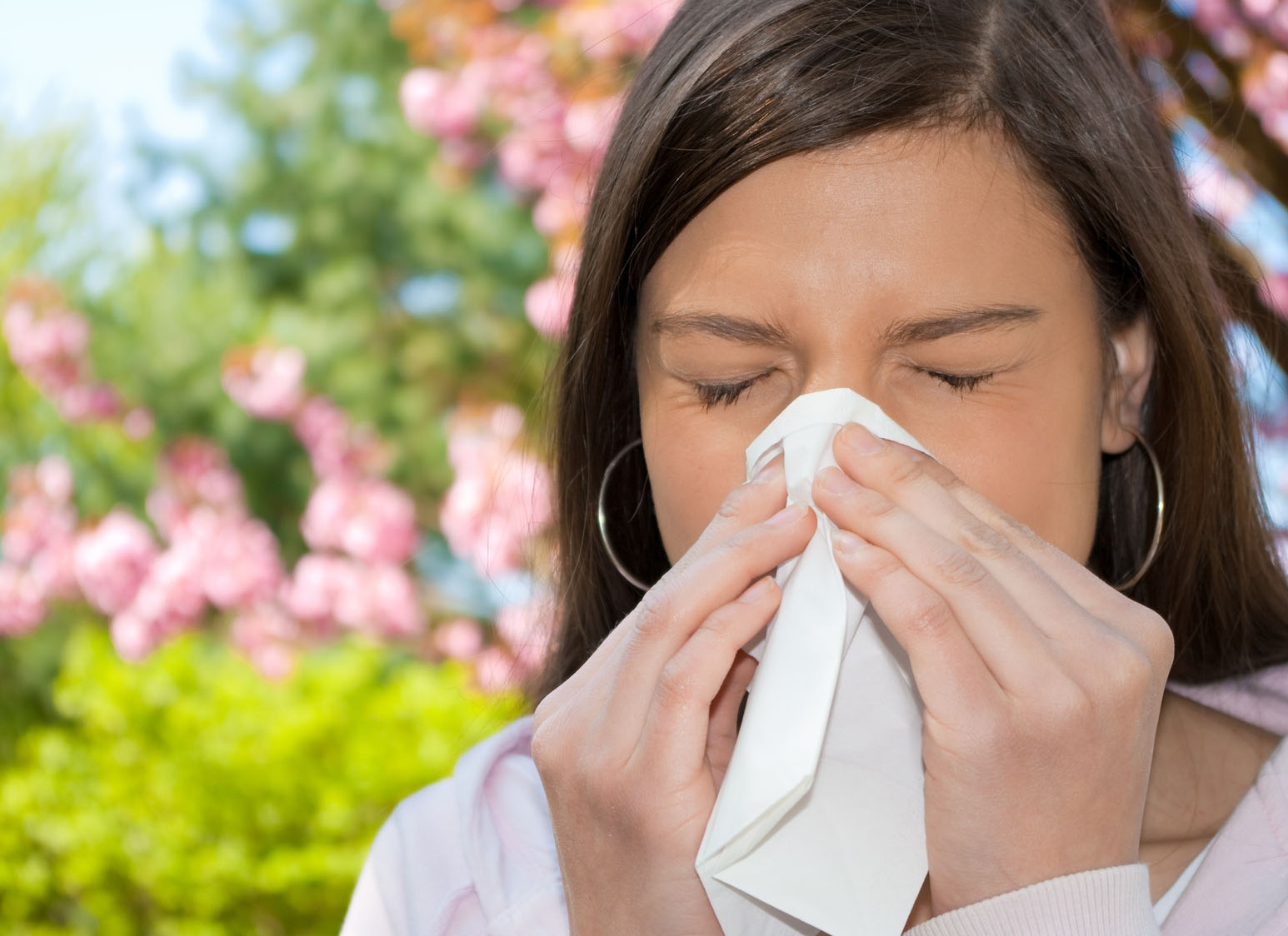 How NOT to Get Seasonal Allergies