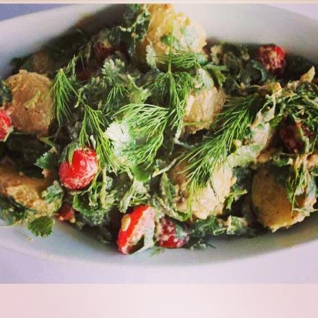 The Potato Salad You'll Actually Love