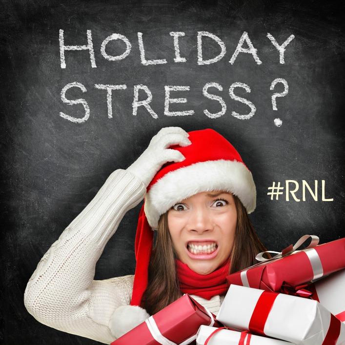 The Secret to Managing Holiday Stress (+bonus low sugar cranberry sauce recipe)