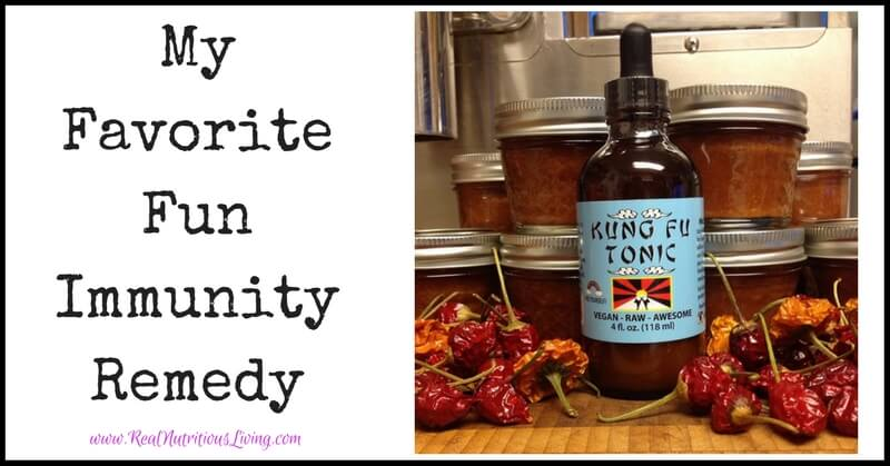 My Favorite Fun Immunity Remedy