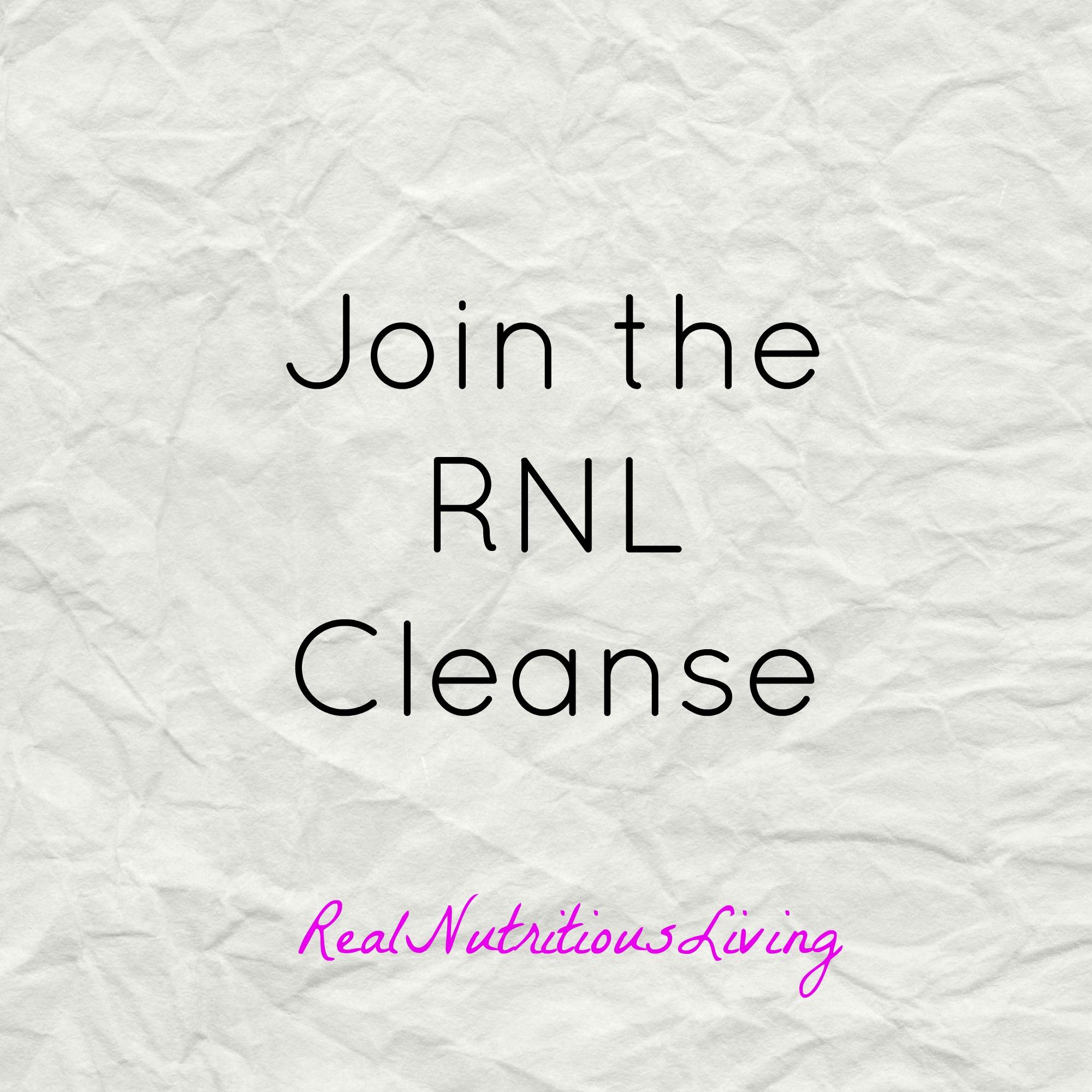 RNL Cleanse