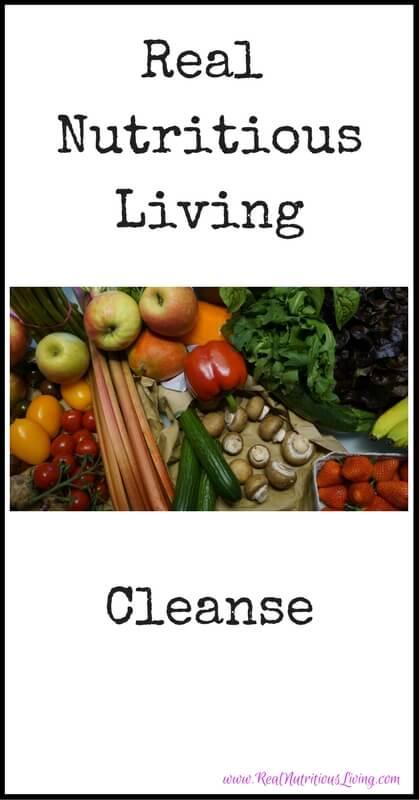 RNL Cleanse // realnutritiousliving.com
