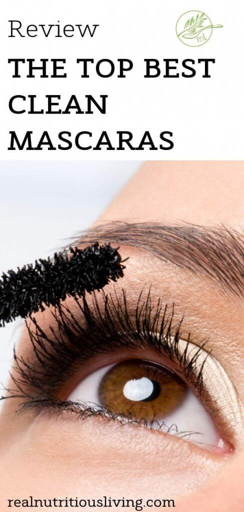 If you love using clean beauty products but have had a hard time finding a natural mascara that doesn't smudge, this post is for you. This Top BEST Clean Mascara guide will help you make a safe choice without sacrificing performance. #beauty #reviews #beautyproducts #greenbeauty