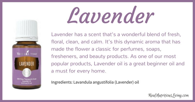 Lavender Essential Oil | Real Nutritious Living