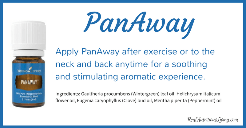 PanAway Essential Oil | Real Nutritious Living