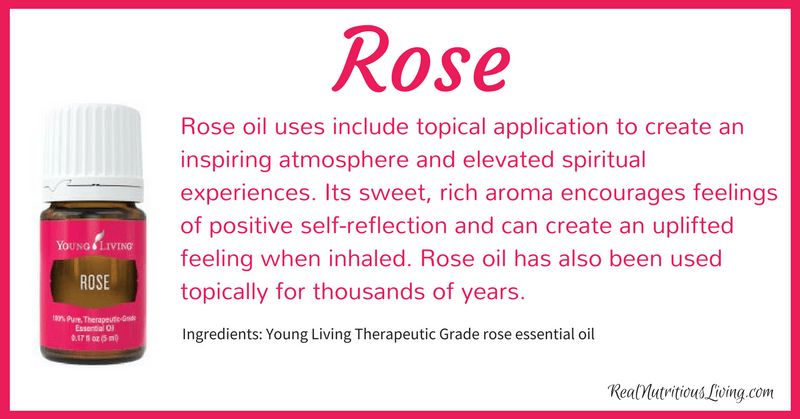 Rose Essential Oil | Real Nutritious Living