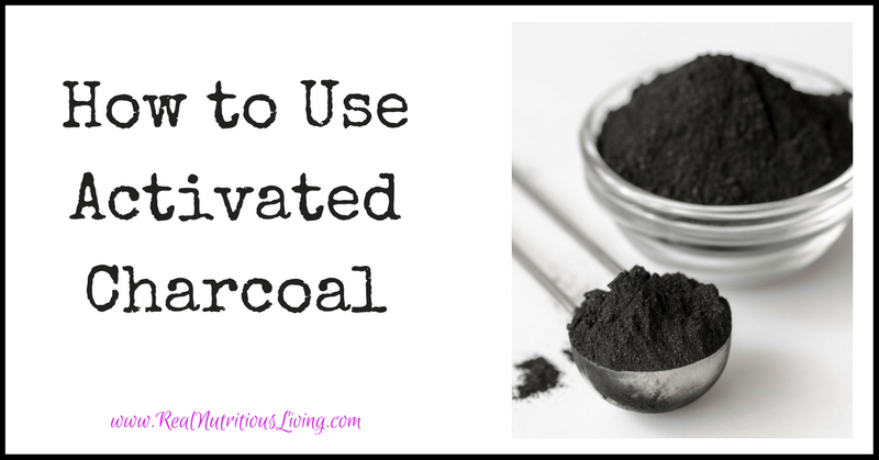 How to Use Activated Charcoal