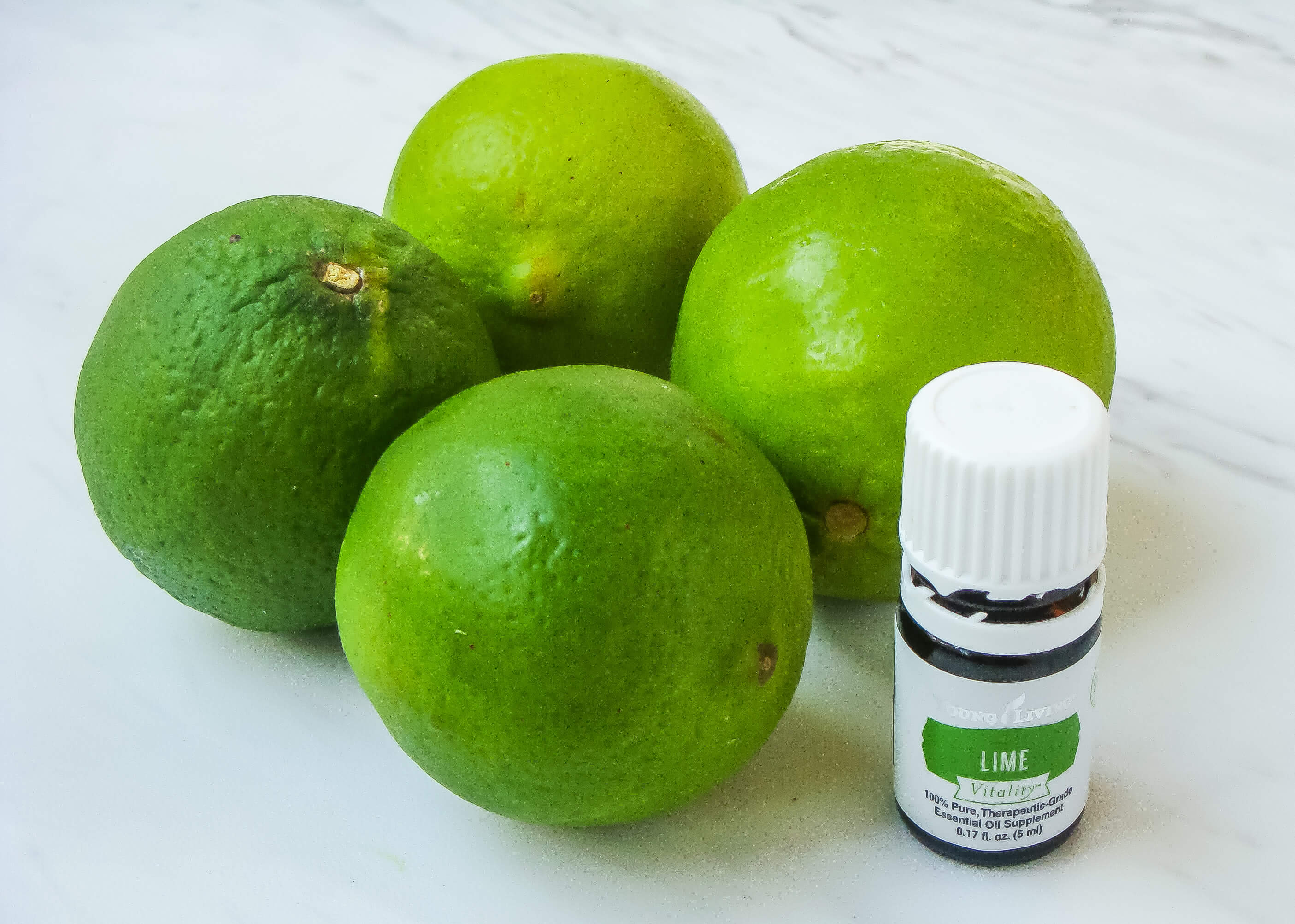 lime essential oil easy fat bomb bacon guacamole