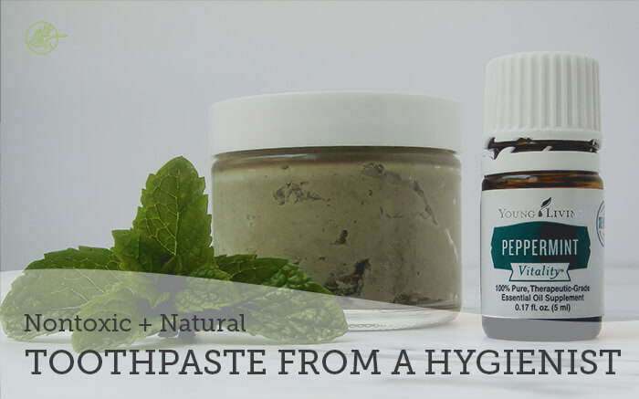 Natural Toothpaste Recipe from a Hygienist