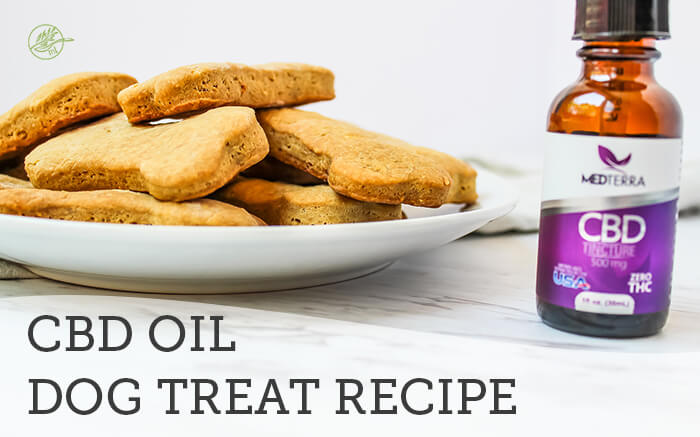 CBD Oil Dog Treat Recipe
