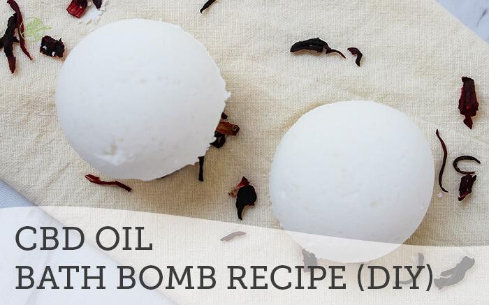Cbd Oil Bath Bomb Recipe Diy Real Nutritious Living