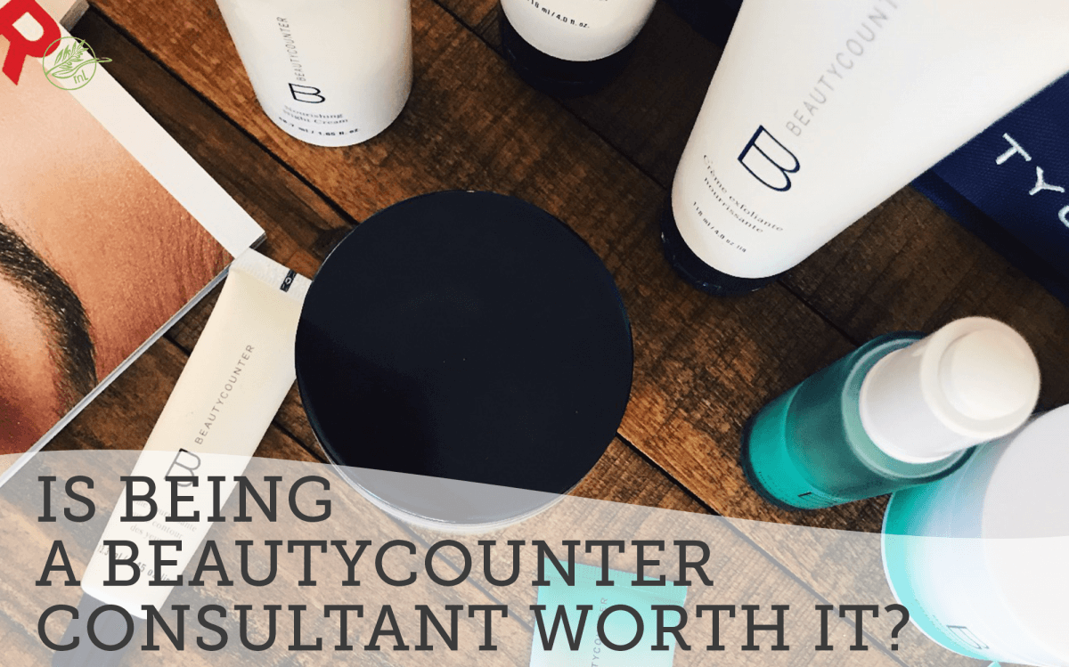 Is Being a Beautycounter Consultant Worth it?